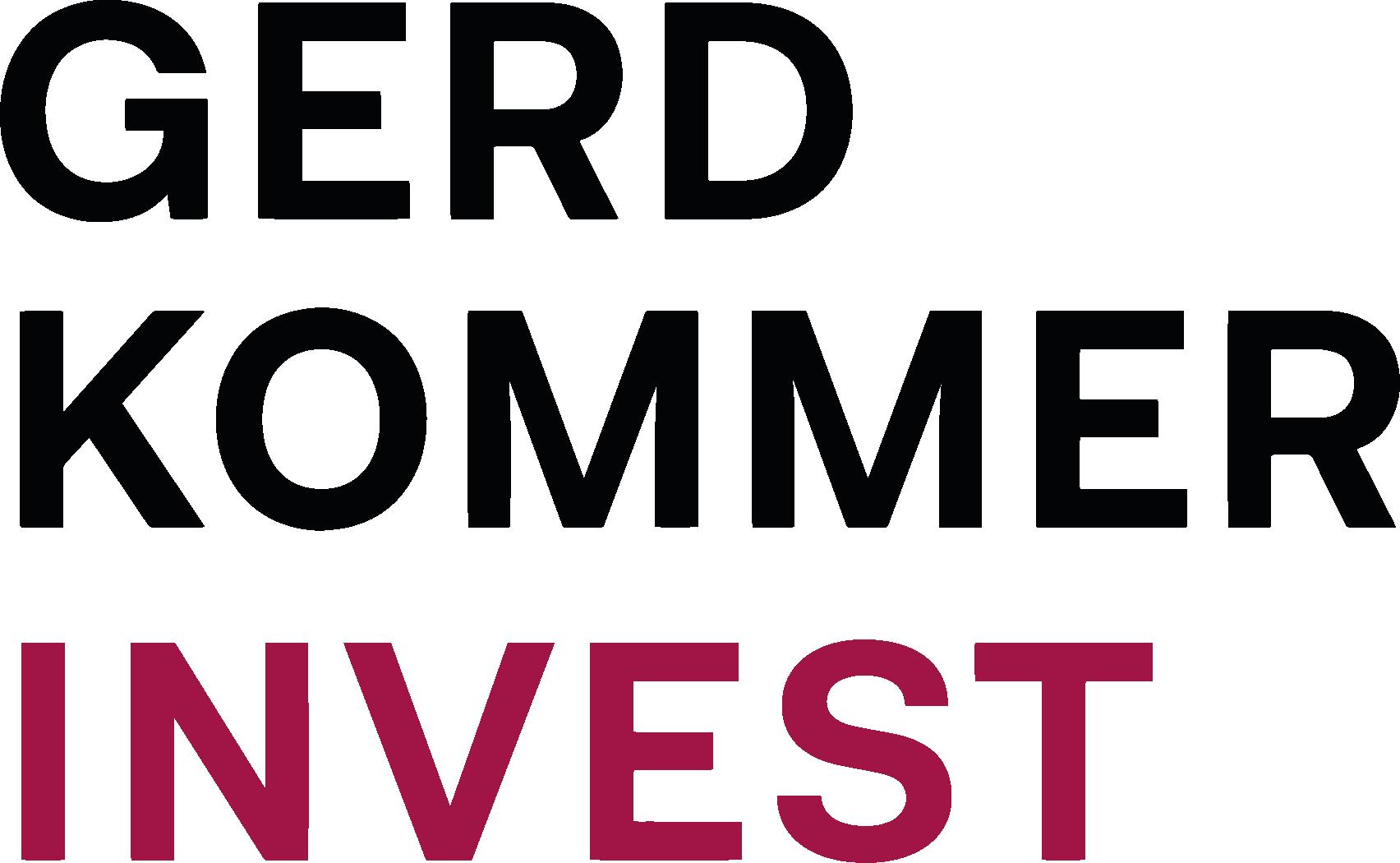Gerd Kommer Invest Logo