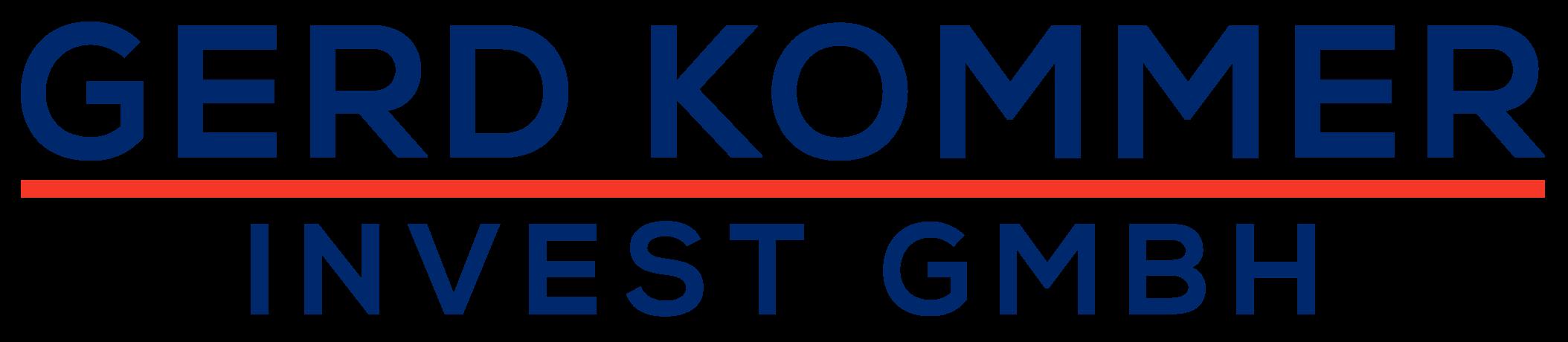 Gerd Kommer Invest GmbH Logo
