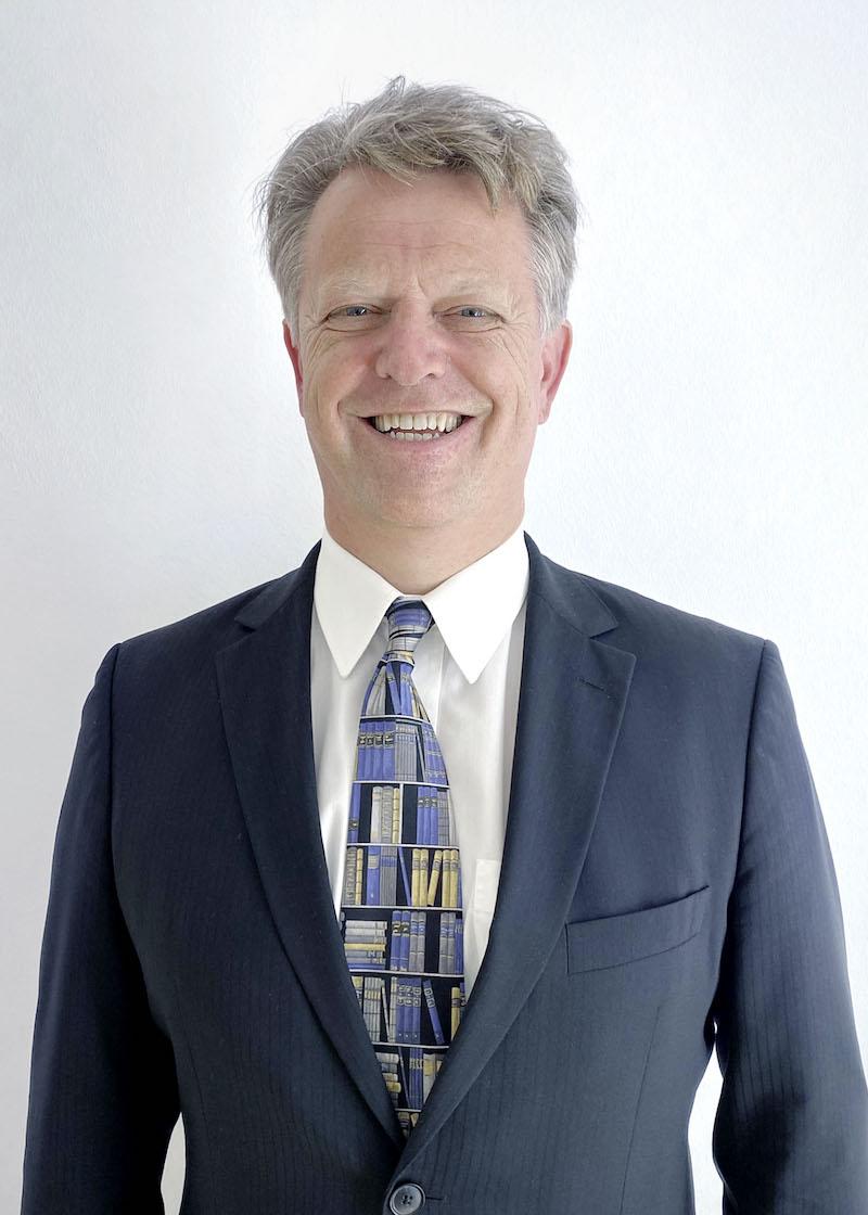 Porträt von Olaf Gierhake